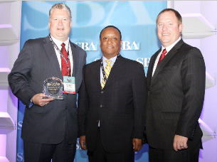 SBA Bond Producer of the Year 2012